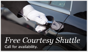 Free Courtesy Shuttle | Fisher's Auto Care