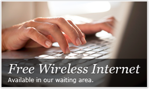 Free Wireless Internet | Fisher's Auto Care